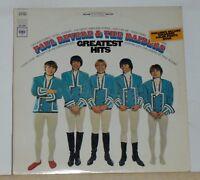 PAUL REVERE & THE RAIDERS - GREATEST HITS - Original 1967 Columbia 2 EYE LP