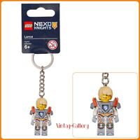 LEGO Minifigure KEYCHAIN Lance #853684 LEGO NEXO KNIGHTS / COLLECTABLE NEW