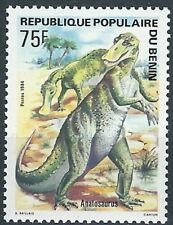 Benin - Prähistorische Tiere postfrisch 1984 Mi. 377