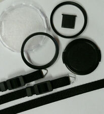 Accessory Set for Canon Canonet 28 QL17 QL19 S QL25 Strap Cap Filter Step Ring