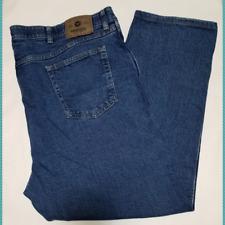 Wrangler Men's Medium Wash Comfort Waist Straight Leg Jeans | 46 x 30 | G85SWQD