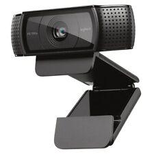 Logitech C920R - HD - USB - Pro Webcam - Noir