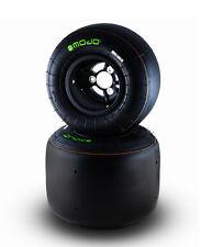 Satz Renn Kart Slick Reifen MOJO D5 NEU für Rotax