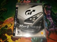 Gran Turismo 5 Prologue Sony PlayStation 3 PS3 Game Complete With Disc Photos!