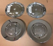 FORD F150 EXPEDITION CHROME CENTER CAPS SET OF 4 FACTORY NEW