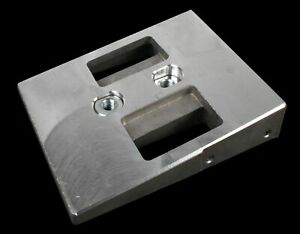 Go Kart - Kartech Engine Mount Slide Top Part Magnesium - New