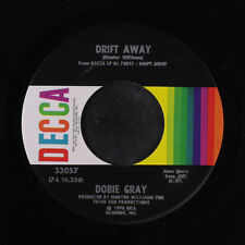 DOBIE GRAY: Drift Away / City Stars 45 Soul