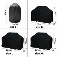 BBQ Grill Cover Accessories Burner Waterproof Anti Dust From Rain Small Large