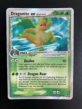 Pokemon Card Dragonite Ex 91/101 Ultra Rare Dragon Frontiers Bloc Ex US