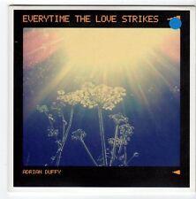 (EZ743) Adrian Duffy, Everytime The Love Strikes - 2012 DJ CD