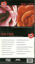 CD - BELLES CHANSONS avec CELINE DION, CYNDI LAUPER, BILLY PAUL, BILL WITHERS