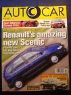 Autocar - 30th April 1997 - Marcos Mantis - Scenic - Z5 -