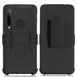 For Huawei Mate 20 Lite P20 Lite P30 Pro Splint Strong Shield Case Hanging waist