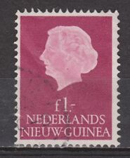 Indonesia Nederlands Nieuw Guinea 37 used 1954 NOW ALL STAMPS NEW GUINEA