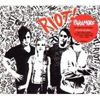 PARAMORE - RIOT! SPECIAL EDITITON CD + DVD ROCK NEW+