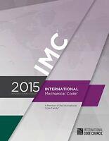 2015 International Mechanical Code by International Code Council