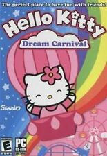 Hello Kitty Dream Carnival   Play 8 Inviting Games   NEW in Retail Box