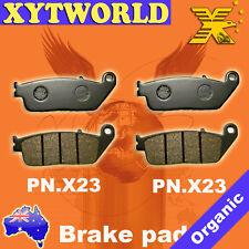 FRONT REAR Brake Pads KYMCO Grand Dink 300 i 2012 2013 2014 2015