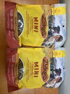 Zuke'S Mini Naturals Chicken Recipe Dog Treats 16oz 2 Bags