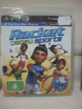 PS3 Play Station 3 Game - Racket Sports - PAL Version