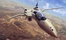 YF-19 Alpha One Macross YF19 Aircraft Wood Model Large
