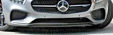 Mercedes-Benz OEM C190 AMG Gt Carbon Faser Vorne Spoiler Lip Brandneu