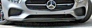Mercedes-Benz OEM C190 AMG GT Carbon Fiber Front Spoiler Lip Brand New