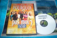 DVD POURQUOI PAS moi ! avec johnny hallyday & julie gayet