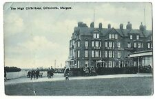 The High Cliffe Hotel PPC, c 1910 to the White Lion Inn, Selling