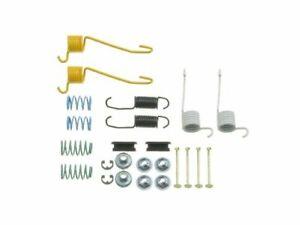 For 1976-1977 Oldsmobile Cutlass Drum Brake Hardware Kit Rear Dorman 25618QV