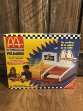 """1993 McDonald's Happy Meal """"PIE MAKER"""" New In Box By Mattel"""