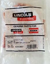 New listing Lincoln Electric 25 Contact Tips Heavy Duty 3/64Id 3/8Od Kp2217-4B1