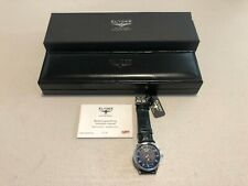 Elysee Men's Watch Wristwatch Leather Strap/Black monumentum Moon 77019L