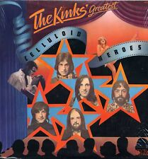"""KINKS """"CELLULOID HEROES"""" ORIG US 1976 SEALED"""
