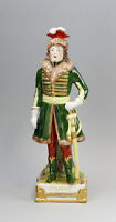 8340206 Porzellan Figur C. Lysek, Joachim Murat Scheibe-Alsbach Thüringen