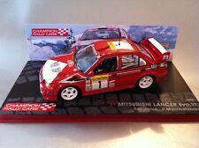 Mitsubishi Lancer Evo Vi # 1 Rally Montecarlo 1999 Mäkinen Ixo Precio Especial