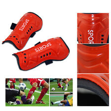 1Pair Sports Soccer Shin Guards Football Leg Pads Goalkeeper Training Protector