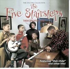 THE FIVE STAIRSTEPS - Their Greatest Hits - Encore Collection - **NEW/SEALED**