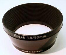 Plastic  Lens Hood Shade twist on type KODAK EKTAR 50MM f1.9 Germany