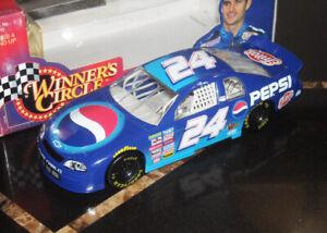 Hasbro Winner's Circle 1/24 Scale JEFF GORDON Die Cast Car PEPSI NASCAR 1998 NEW