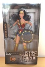 2017 Signature DC Justice League Wonder Woman Barbie-BRAND NEW RELEASE