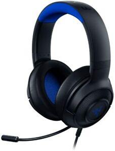 RAZER Kraken X Gaming-Headset  7.1 Surround Sound schwarz blau B-WARE