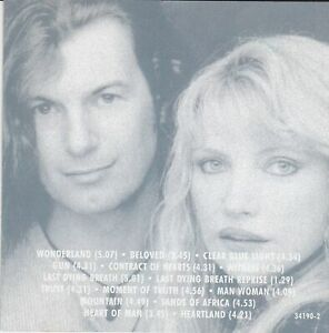 Gaia - Truth and Illusion  Top Austria Female Fronted AOR Hard Rock CD 1996 Rar!