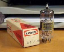 1 new tubes Raytheon 6EA8 NOS NIB and tube tested strong