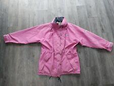 Ladies U.K 12 VINTAGE 90s KARRIMOR GORE-TEX PICOS Waterproof Jacket, Raincoat,