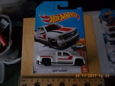 CHEVY SILVERADO PICK UP TRUCK HOT WHEELS LONG CARD H/W HOT TRUCKS