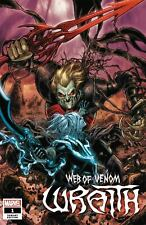 WEB OF VENOM WRAITH #1 RYP VARIANT 2020 MARVEL COMICS 9/9/20 VF - Color Rubs