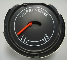 1968 Ford Mustang Oil Pressure Gauge Pony 68 Instrument