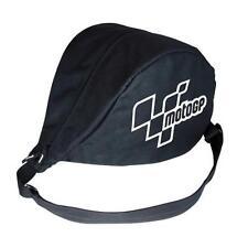 Sacoches et valises latérales noirs pour motocyclette toile