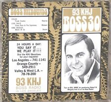 KHJ 93 Boss 30 Radio Survey - No. 170 - October 2, 1968